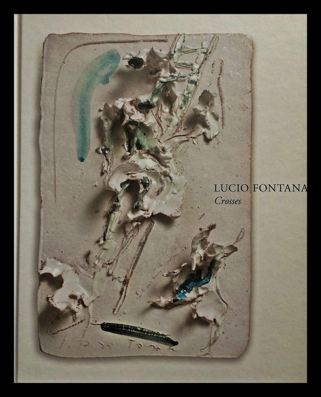 Lucio Fontana at the Karsten Greve Gallery