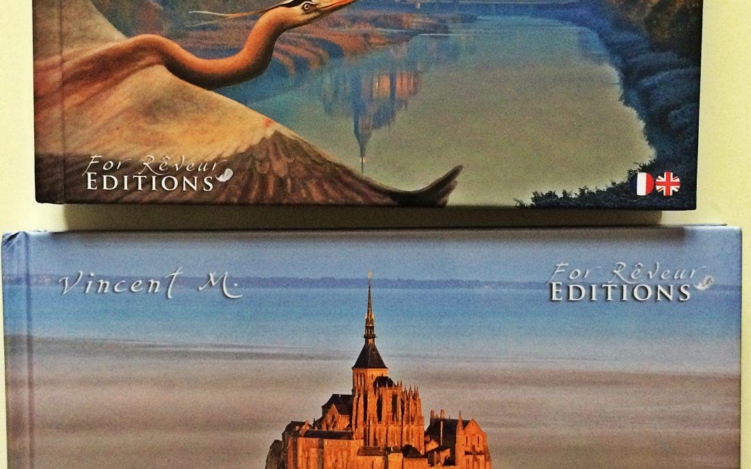 Elodie Studler & Vincent M. – visual artists – Mont St-Michel