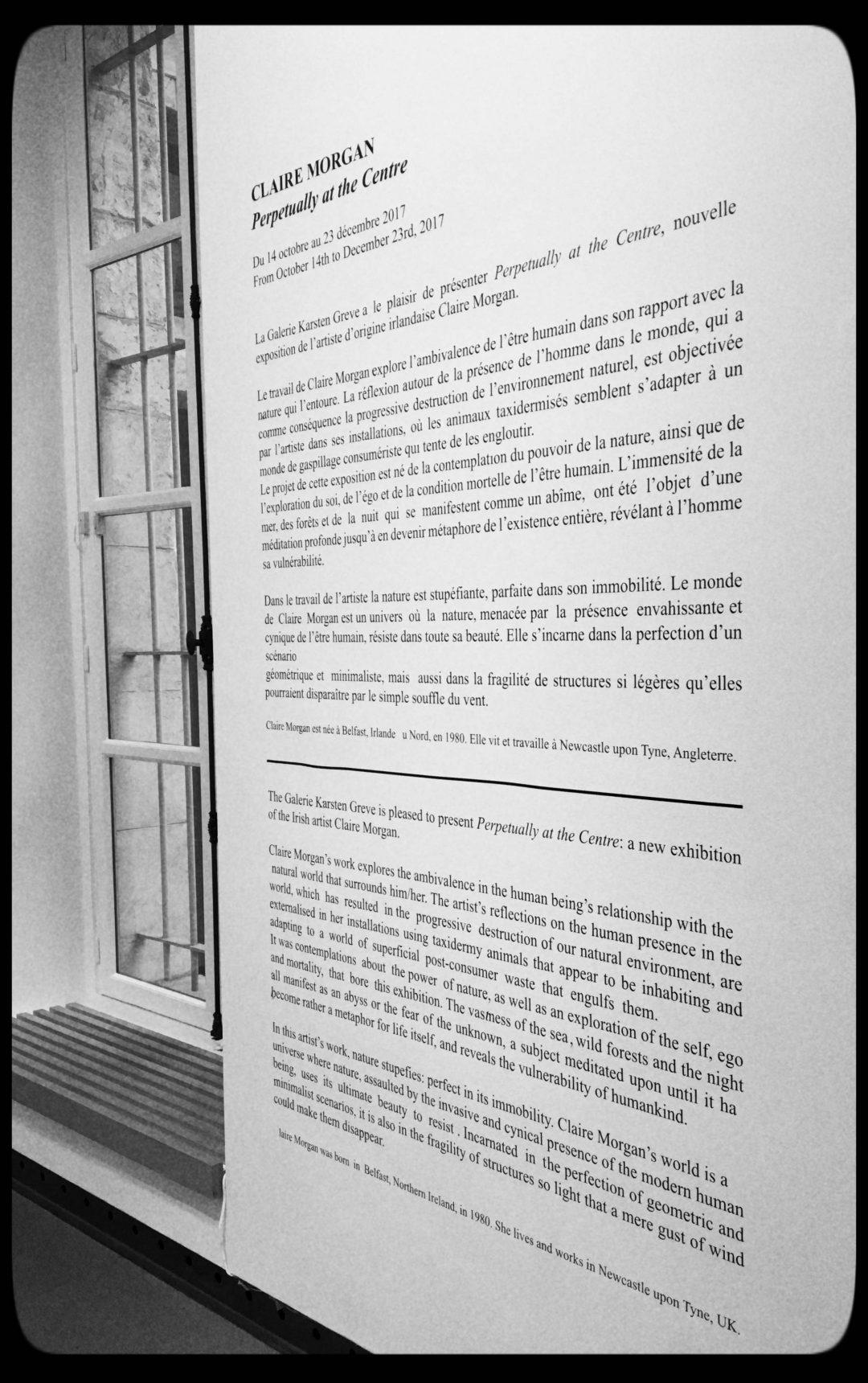 Karsten Greve Gallery (Paris, Cologne, St Moritz)